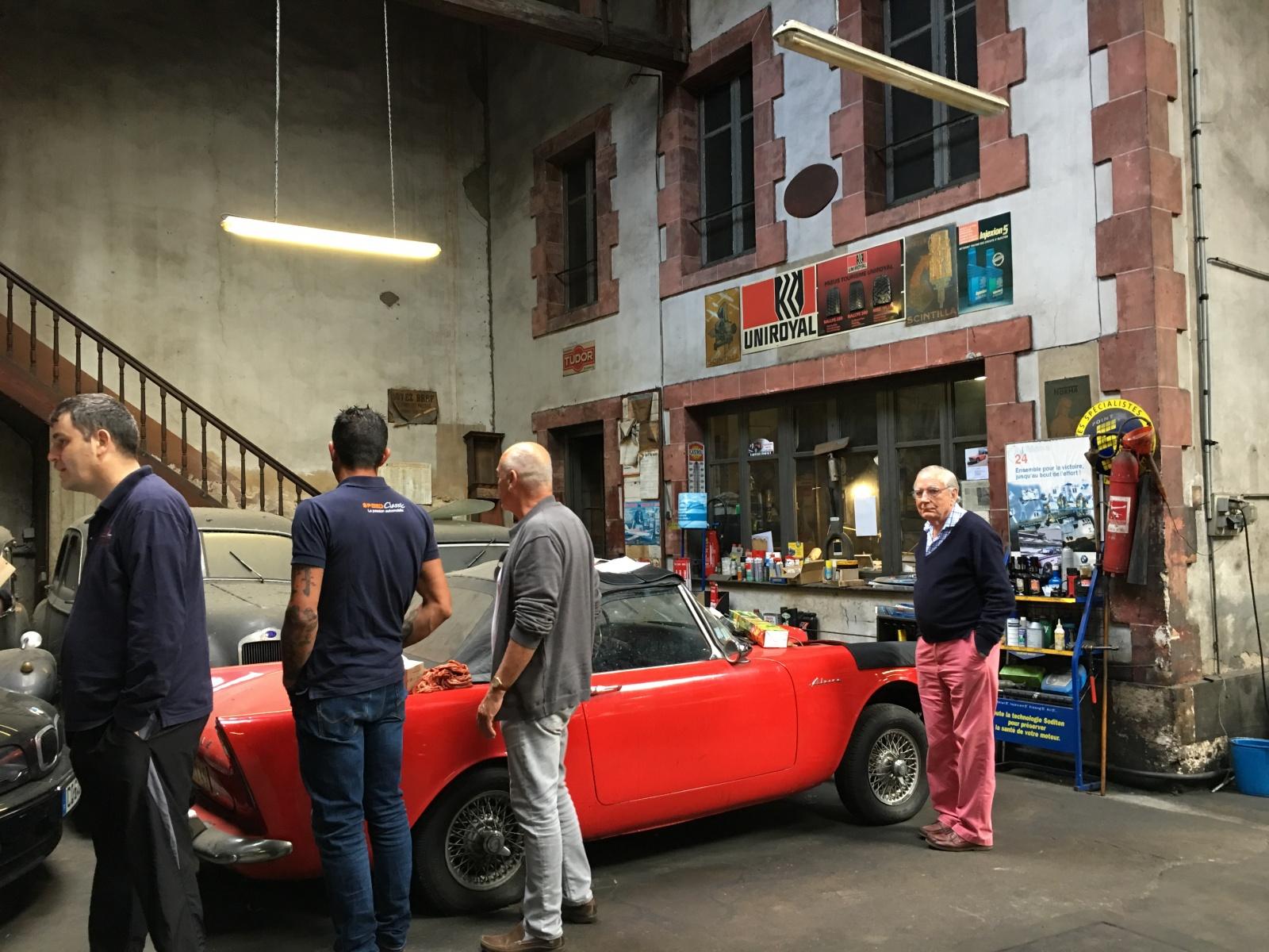 Garage Liette
