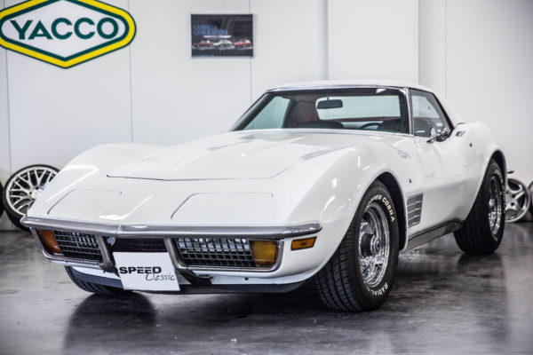 Chevrolet Corvette C3 Cabriolet Stingray