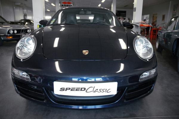 Porsche 911 Type 997 Carrera 4 coupé