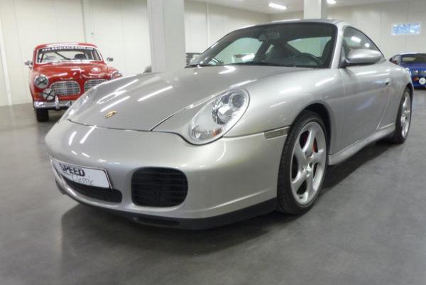 Porsche 911/996 4S