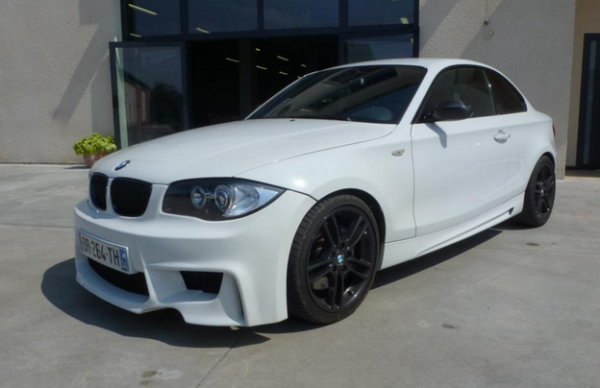 BMW 135i Performance