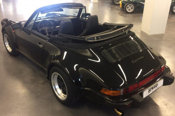 Porsche 911 3.2 Cabriolet Turbo Look