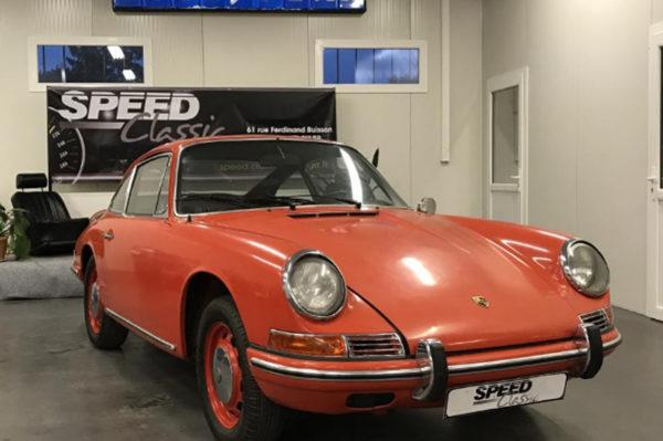Porsche 912 à Restaurer