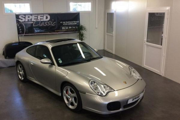 Porsche 911/996 Carrera 4S