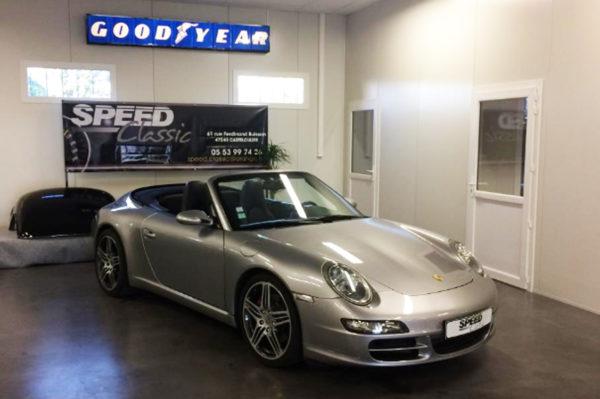 Porsche 911/997 Carrera S cabriolet X51