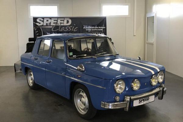Renault 8 Gordini 1130cc