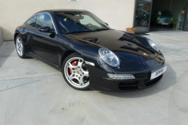 Porsche 911/997 Targa 4S