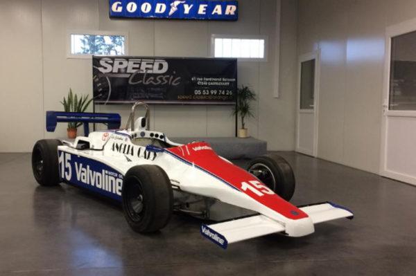 Argo JM10 Formule 3 Classic
