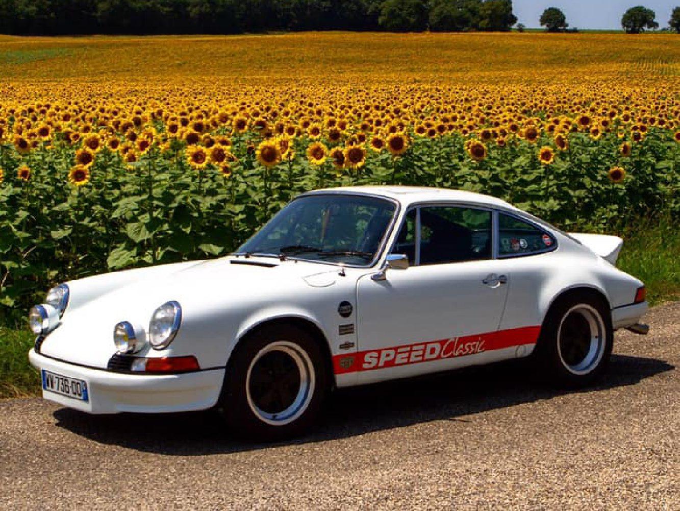 911 2.7 RS Backdating