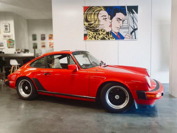 Porsche 911 3l SC