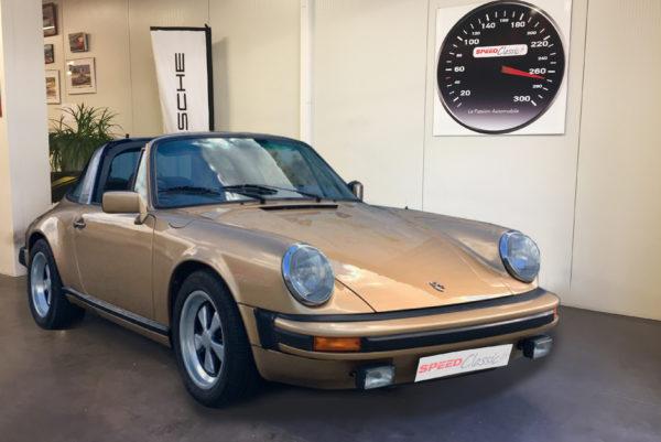 Porsche Targa 911 SC