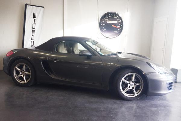 Porsche Boxster 981 2.7l