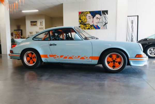 Porsche 911 Backdating
