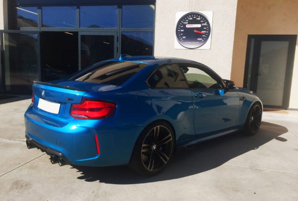 BMW M2 Pack Performance