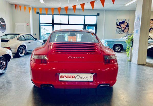 Porsche 997 3.6l